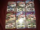 Lot of 6 Nascar Diecast 164 Nascar Authentics Tony Stewart and more