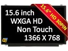 Innolux N156BGA EA2  Slim 156 LED LCD Screen Display Panel 30 PIN 1366x768 HD