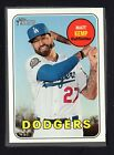2018 Topps Heritage Baseball Variations Checklist and Gallery 311