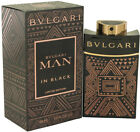 Man In Black Essence by Bvlgari for him EDP 3.3 / 3.4 oz New in Box