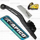 Apico Black Forged Front Brembo Type Brake Lever For Sherco SE-R 250 2015