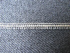Antique lace trim edging  unused 1 1/2  yards long    #3