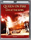 QUEEN ON FIRE LIVE AT THE BOWL 2 DISC DVD SET LIVE CONCERT + BONUS FOOTAGE