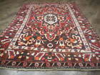 C1930 ANTIQUE VE DY KAZAK KARACHEH VISS SERAPI HERIZ  5x7 ESTATE SALE RUG