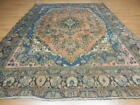 C1930 ANTIQUE SULTANABAD SERAPI LILIHAN MALLAYER SAROUK 7x10 ESTATE SALE RUG