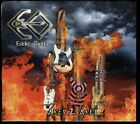 Eddie Ojeda Axes 2 Axes CD new Ronnie James Dio Dee Snider of Twisted Sister