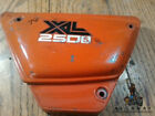 1978-79 Honda XL250 Left Side Cover Fairing Cowl   XL 250 S OEM# 17220-428-000