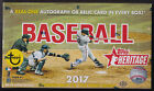 2017 TOPPS HERITAGE SEALED HOBBY BOX AARON JUDGE FREE SHIPPING RELIC AUTO