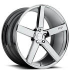 4 set 20 Niche Wheels M132 Milan Chrome Rims FS