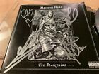 Signed By All 4 Band Members, Machine Head The Blackening Original CD Autograph