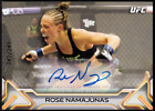 2017 Topps UFC Fire MMA Cards 16