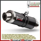 Mivv Exhaust Muffler GP Black Stainless Steel for Suzuki Van Van 200 2016