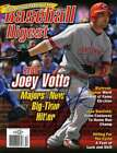 Joey Votto Rookie Cards and Autographed Memorabilia Guide 27