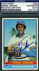 Fergie Jenkins Cards, Rookie Card and Autographed Memorabilia Guide 39