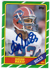 Andre Reed Cards, Rookie Card and Autographed Memorabilia Guide 38