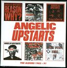 Angelic Upstarts The Albums 1983-91 CD new Reason Why? Power of the Press