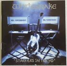 WHITESNAKE STARKERS IN TOKYO CD MADE IN BRAZIL FIRST PRESS 1998 ORIGINAL COVER