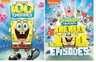 SpongeBob SquarePants Complete Seasons 1 9 DVD Bundle BRAND NEW Free Ship