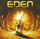 Open Minds - Eden Compact Disc Free Shipping!