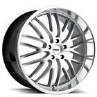 4pcs 19 Staggered TSW Wheels Snetterton Hyper Silver Rims