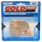 Rear Disc Brake Pads for Suzuki RM85 2005 85cc  By GOLDfren