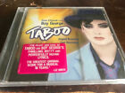 Rosie O'Donnell presents Boy George Taboo Original Broadway Recording cd SEALED