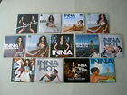 INNA job lot of 13 CD/promo CDs Hot Love Endless Club Rocker Sun Is Up Deja Vu