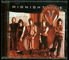 Midnight Vice Full Disclosure CD private indie metal cult