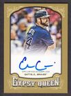 See All of the 2014 Topps Gypsy Queen Baseball Autographs 74