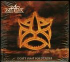 Zar Don`t Wait For Heroes CD new Melodic Hard Rock AOR