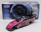 NHRA 2017 COURTNEY FORCE PINK ADVANCE AUTO PARTS FUNNY CAR 1 24