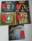 Skyclad 5 CD lot of 2017 reissues new Wayward Sons Jonah's Ark Burnt Offering