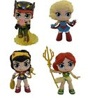 Funko Mystery Minis Vinyl Figures - DC Bombshells (Specialty Series) - SET OF 4