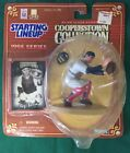 Yogi Berra Cooperstown Collection 1998 Series Starting Lineup Figure
