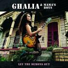 Let The Demons Out, Ghalia & Mamas Boys, Audio CD, New, FREE & Fast Delivery