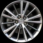 New Set of 4 16 Alloy Wheels Rims for 2009 2016 Toyota Corolla