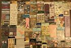 Lot Of 40 Packs Of Scrapbook Stickers  K  Co Soft Spoken Jolees And More