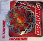 CAGIVA FRECCIA C12R 125 FROM 1989 TO 1991 FRONT BRAKE DISC ROTOR WAVE Ø300
