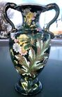 Antique Japanese Moriage Vase 13