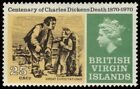 VIRGIN ISLANDS 225 SG259 Charles Dickens Great Expectations pb12600