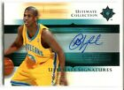 2005-06 UD ULTIMATE COLLECTION CHRIS PAUL RC SIGNATURE AUTO AUTOGRAPH