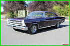 1966 Ford Fairlane 351C V8, Manual Top Loader 4 Speed, Parchment Bucket Interior 1966 Ford Fairlane 500 XL