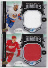 17-18 UD Ice Evgeny Svechnikov /199 Jersey Rookie Relic Jumbos Red Wings 2017