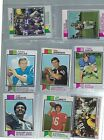 1973 TOPPS FOOTBALL 408 DIF ALL IN NEW HOLDERS W NRMT UNITAS ANDERSON KEN RC