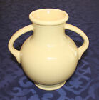 Fiesta Millennium I 1 Vase Yellow Limited & Retired Fiestaware - New with tag