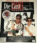 Dale Earnhardt GM GOODWRENCH DIECAST DIGEST HALL OF FAMER signed mag #3 GAI COA