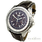 BREITLING BENTLEY MOTORS T STAINLESS STEEL AUTOMATIC WRISTWATCH A25363