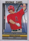 Mike Trout Rookie Cards Checklist and Autographed Memorabilia Guide 13