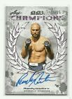 Randy Couture Cards, Rookie Cards and Autographed Memorabilia Guide 14