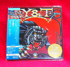 Y & T Black Tiger SHM MINI LP CD JAPAN UICY-94051